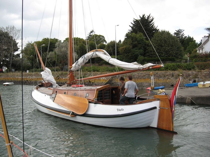 bateau hollandais